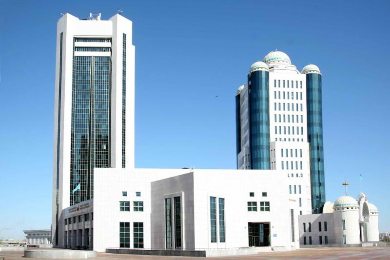 1stsession of Parliament of VII convocation unveils in Kazakh capital