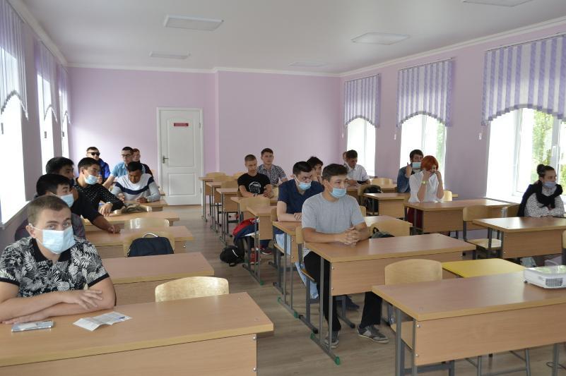 СҚО-да былтыр 543 адам кәсіпорындардағы оқу орталықтарында қайта даярлықтан өтті