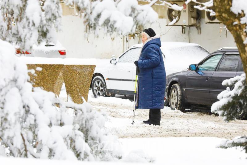 Warm weekend forecast for Kazakhstan