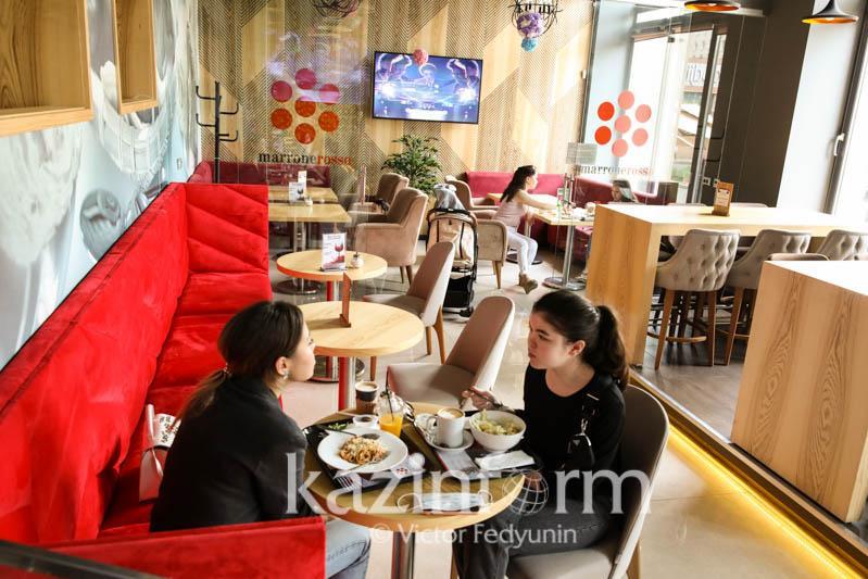 График работы ресторанов, кафе и столовых изменился в Нур-Султане