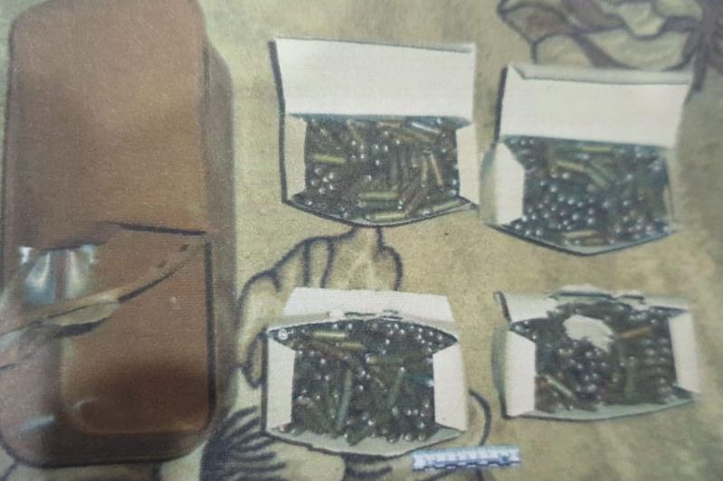 Цинковую коробку с 990 патронами нашел житель Петропавловска