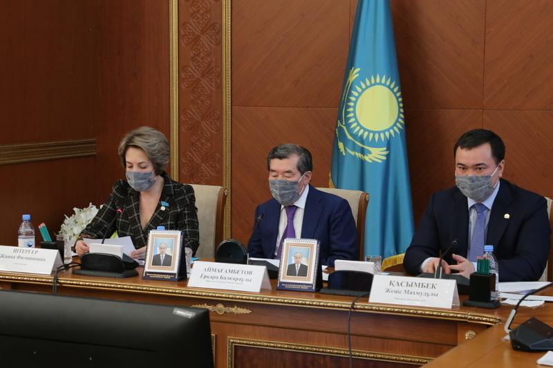 Более чем на 60% обновился Карагандинский областной маслихат