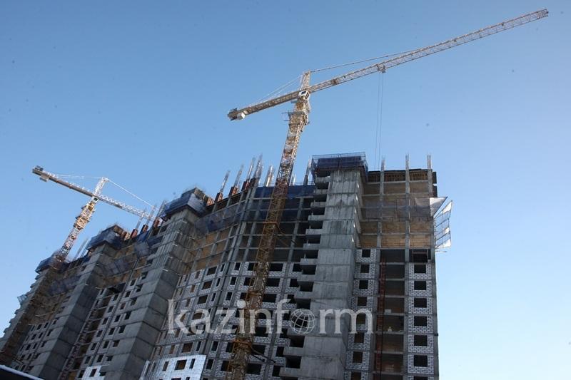 Алдағы бес жылда Алматы облысында 5 млн 400 мың шаршы метр тұрғын үй салынады