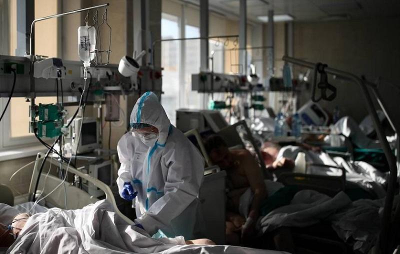Ресейде коронавирус жұқтырғандар саны 3,5 миллионнан асты