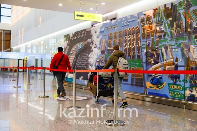 216 казахстанцев вернулись из-за рубежа без ПЦР-справок