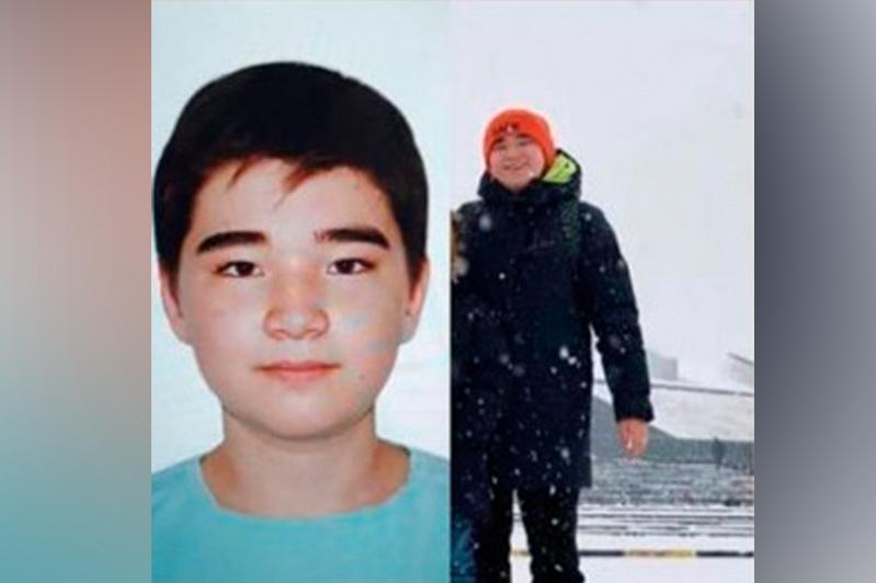 14-летнего подростка разыскивают в Нур-Султане