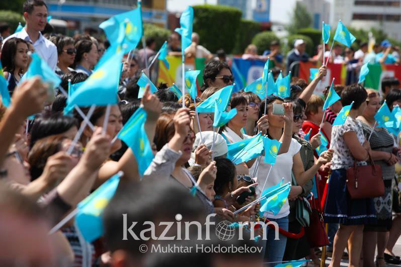 Численность населения Казахстана составила 18 млн 852,8 тысячи человек