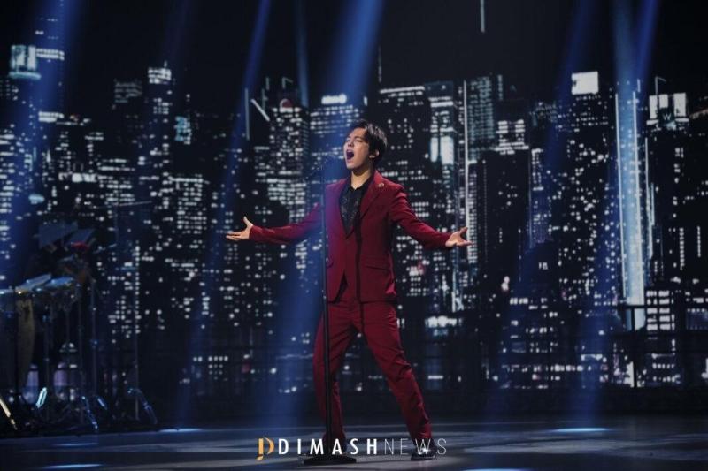 Онлайн-концерт Димаша Кудайбергена собрал зрителей из ста стран