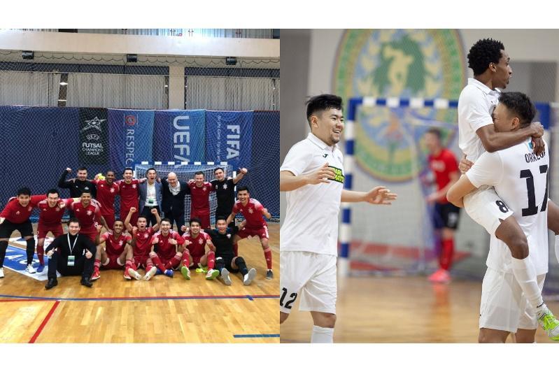 Определились все потенциальные соперники «Кайрата» и «Актобе» в 1/8 финала Лиги Чемпионов