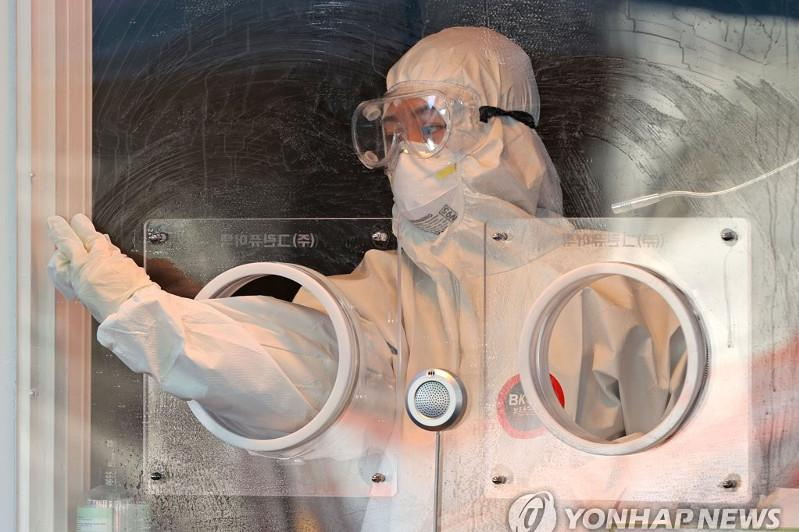 New virus cases in 500s for 6th day; tougher curbs partially eased in S. Korea
