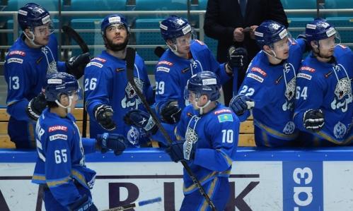 «Барыс» победил «Амур» в домашнем матче КХЛ