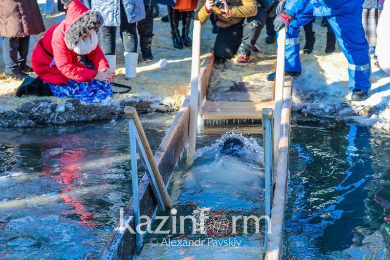 Крещенских купаний не будет в Алматинской области
