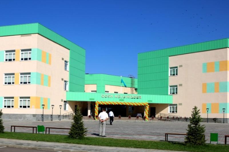86 школ на 34 тысячимест построят в Алматинской области