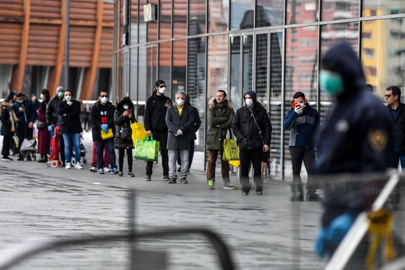В Бельгии распространяется «британский» штамм коронавируса