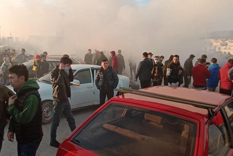 Организатора автовыставки наказали в Шымкенте