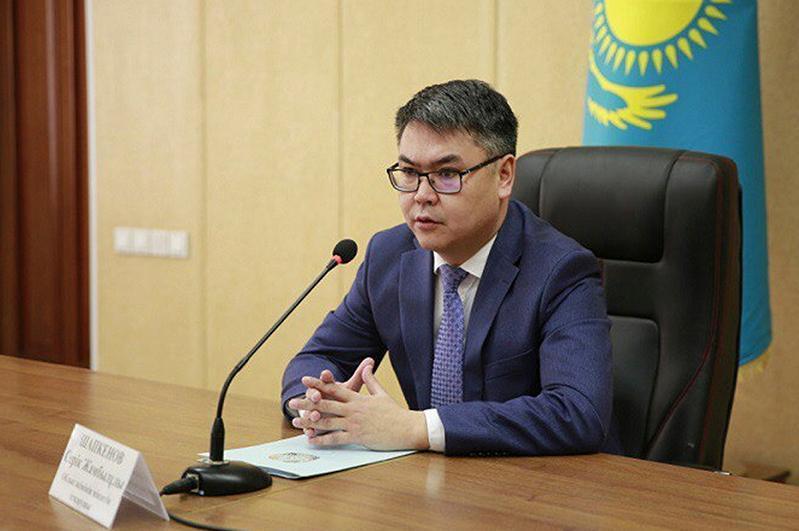 Серік Шапкенов Еңбек және халықты әлеуметтік қорғау министрі қызметіне тағайындалды
