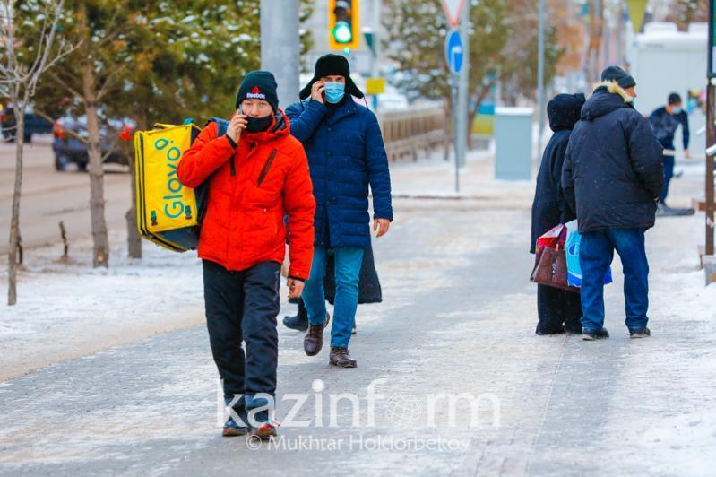 Казахстан находится в «желтой зоне» по распространению коронавирусной инфекции