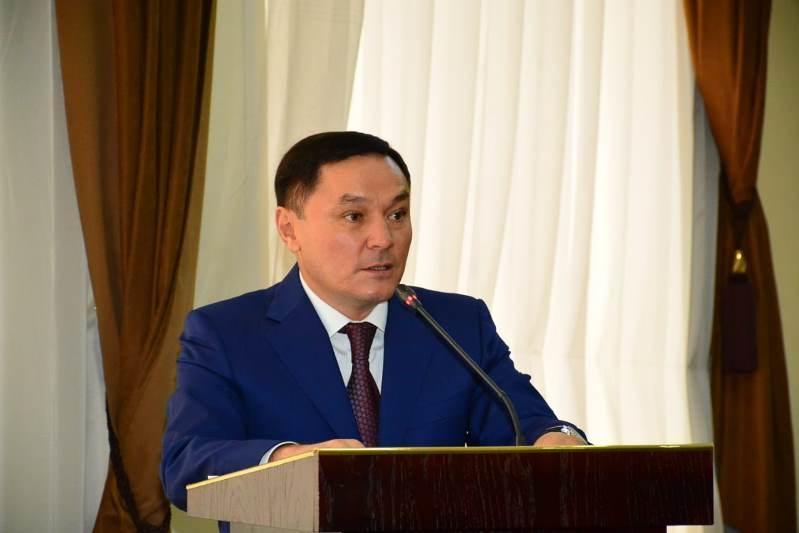Ермек Маржықпаев: Ақмола облысында эпидахуалды тұрақтандыруға бағытталған жұмыс жүргізіліп жатыр