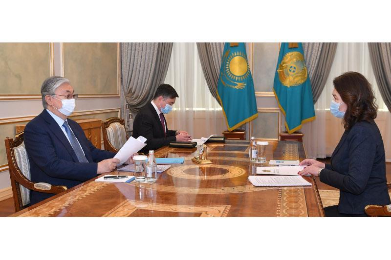 Президент мемлекеттік қызметшілерді қысқарту үдерісінің ашықтығын қамтамасыз етуді тапсырды