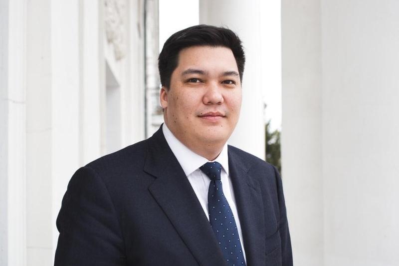 Әсет Тұрысов цифрлық даму вице-министрі болып тағайындалды