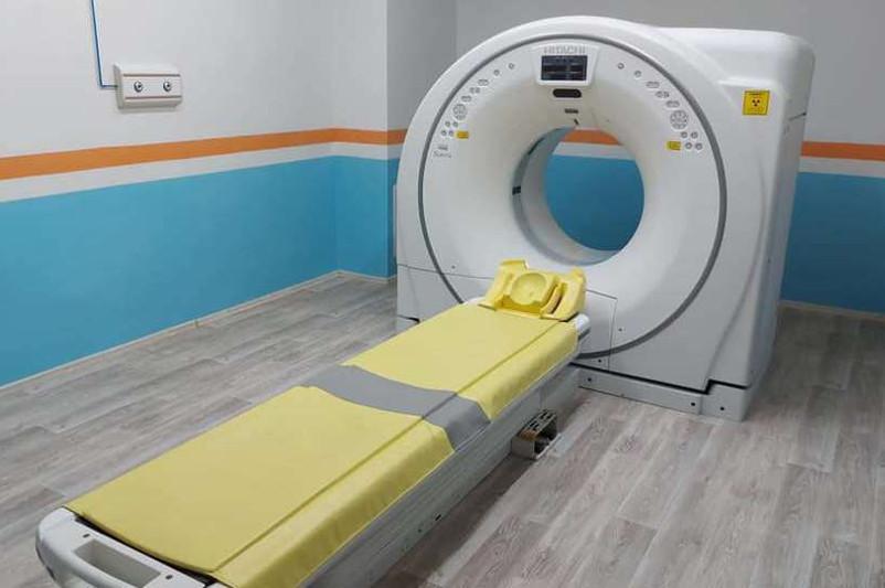 Жезқазғанда тағы бір компьютерлік томография кабинеті ашылды