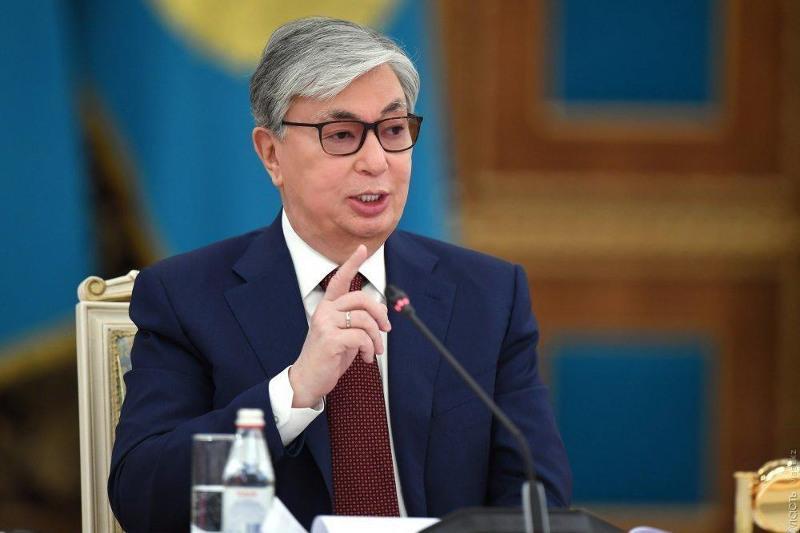 Касым-Жомарт Токаев обратился к главам государств-участников ЕАЭС