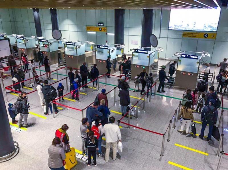 У пассажира рейса Дубай – Алматы выявили коронавирусную инфекцию