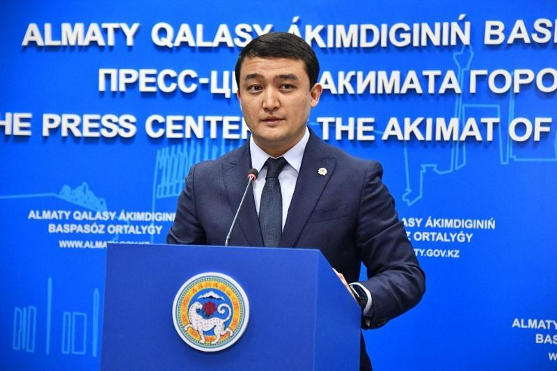 Nur Otan партиясы Алматыфилиалы төрағасының бірінші орынбасары тағайындалды