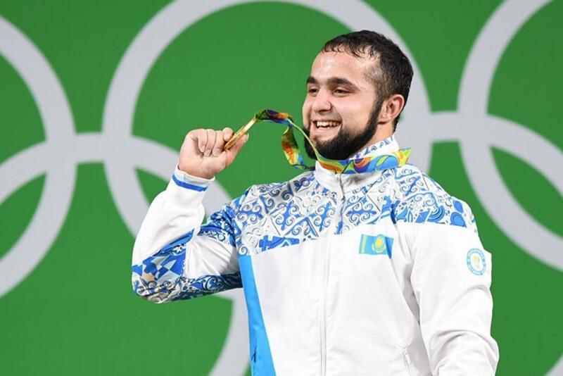 Казахстанский тяжелоатлет выступил с заявлением по допинговому скандалу