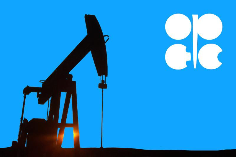 OPEC daily basket price stood at $54.85 a barrel Tuesday