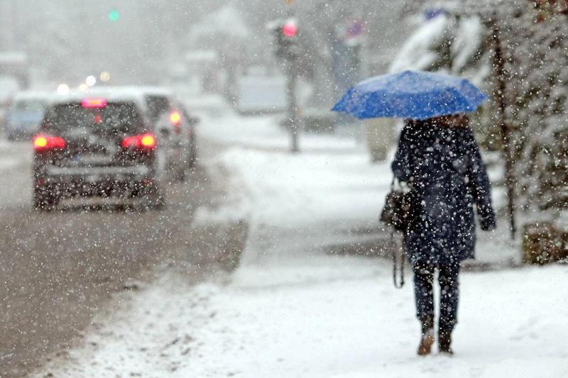 Снежная погода будет в Казахстане 21 января