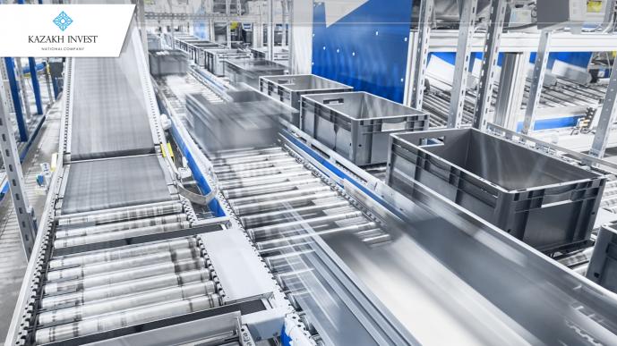 Kazakh Invest将在首都建设自动化物流中心
