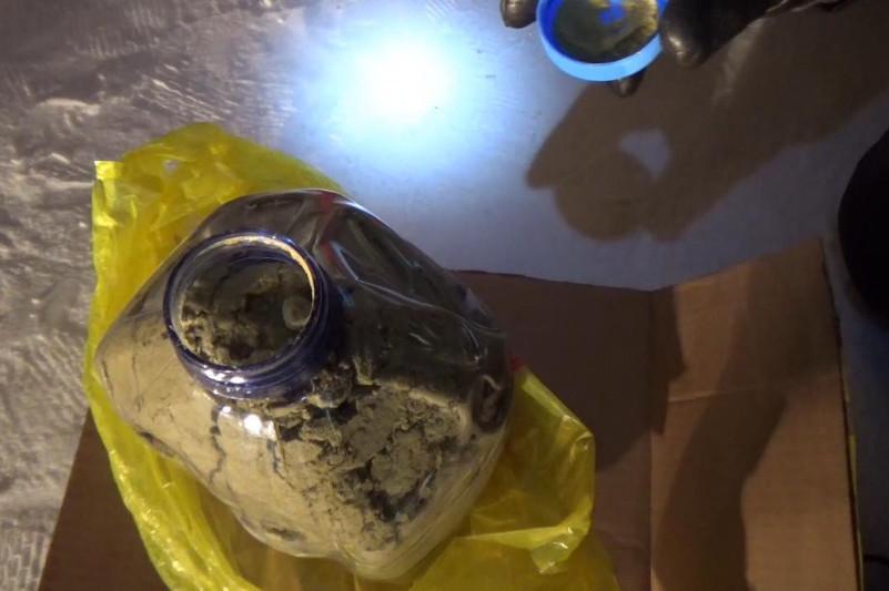 Крупную партию наркотиков изъяли в Костанайской области