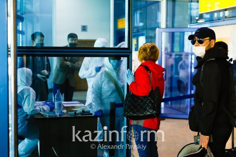 У троих прибывших в Казахстан авиапассажиров выявлен коронавирус