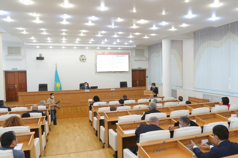 Программа развития территории области на 2021-2025 годы утверждена в ВКО