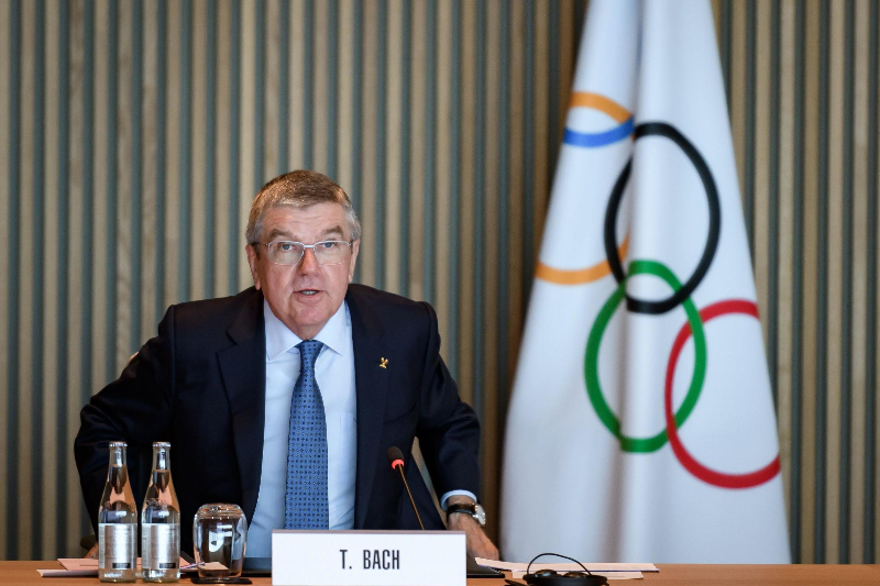 IOC's Bach says Tokyo Olympics will be held, not mulling «plan B»