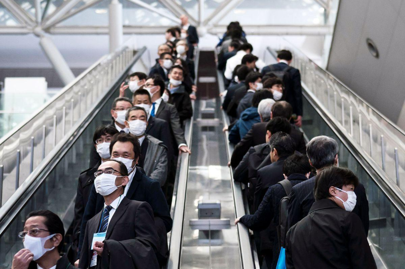 Tokyo's tally of new coronavirus cases for January tops 30,000