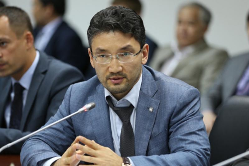 Использование пенсионных отчислений даст возможность улучшить свои жилищные условия - Рахим Ошакбаев