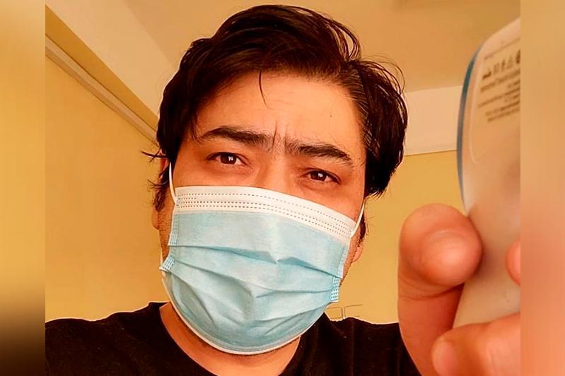 Заболевший коронавирусом Мейрамбек Бесбаев призвал казахстанцев беречь себя