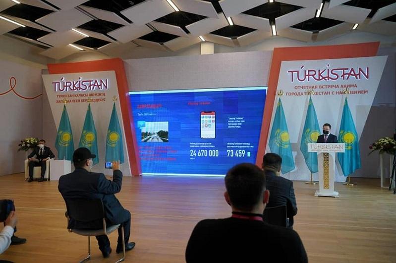 В Туркестане запустят инвестиционные проекты с трудоустройством более одной тысячи человек