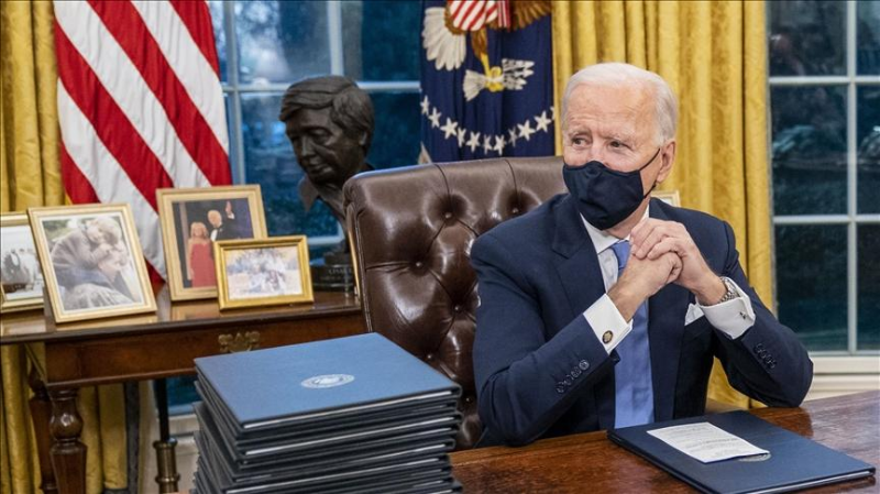 Biden to pursue policy based on dialogue: Experts