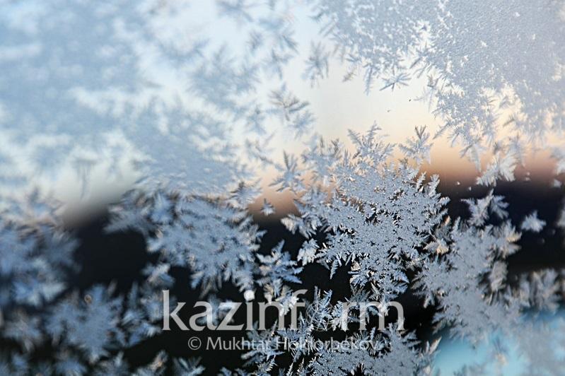 Понижение температуры до 40 градусов ожидается на севере Казахстана