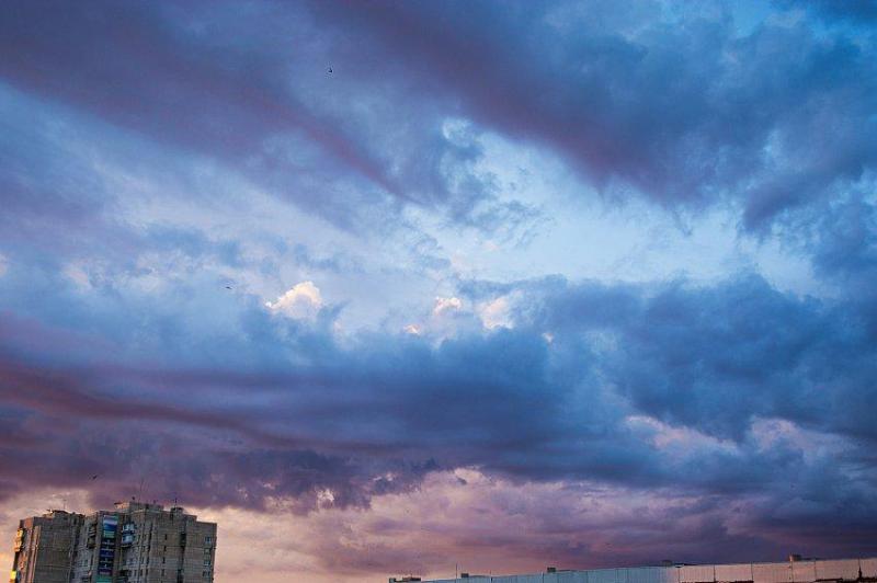 Неблагоприятные метеоусловия прогнозируют в пяти городах Казахстана