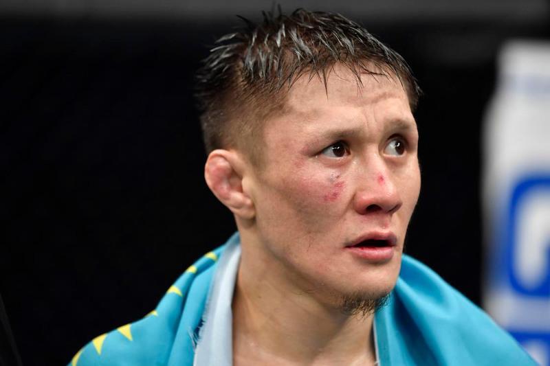 Jalǵas Jumaǵulov UFC-de ótkizgen ekinshi jekpe-jeginde jeńilip qaldy