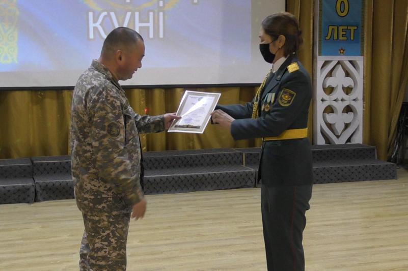 Годовщину образования инженерных войск отметили в ВКО