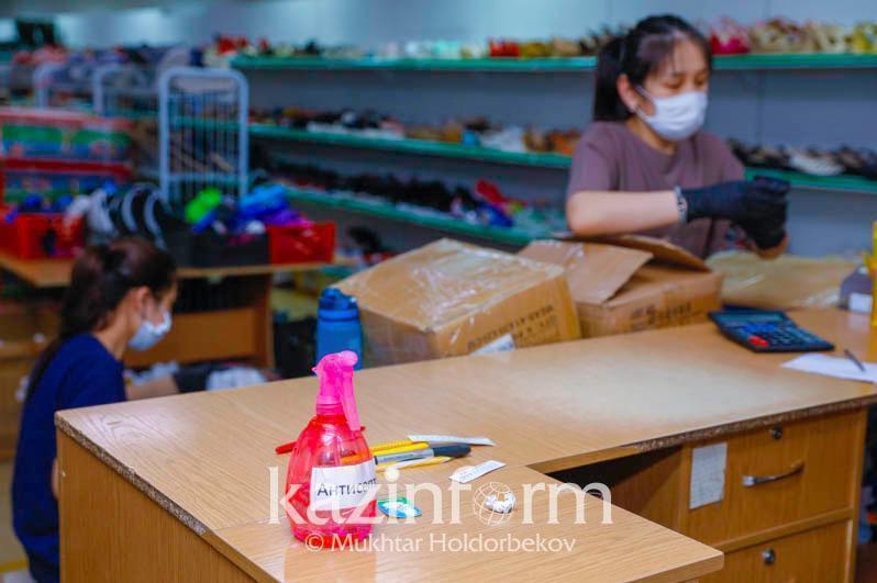 Карантин: Алматыда екі бір тәулікте 370 кәсіпкерлік нысан тексерілді