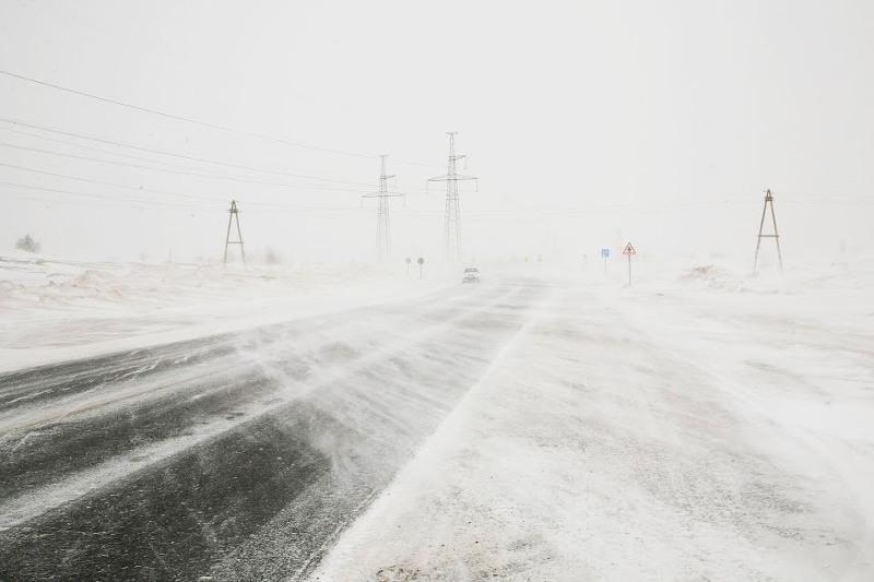 Трасса Ушарал-Достык закрыта из-за непогоды в Алматинской области