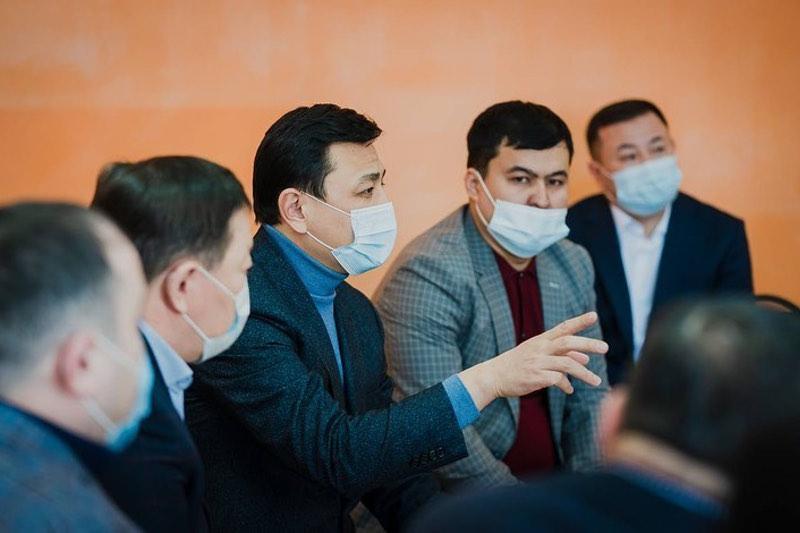 Строительство крупных оптовых центров и овощехранилища ведется в Нур-Султане – Алтай Кульгинов