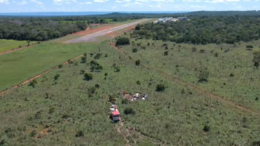 Самолет с футболистами разбился в Бразилии: шесть человек погибли