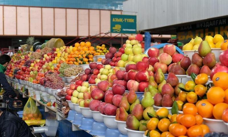 Түркістан облысында жабық базарлардың қызметі демалыс және мереке күндері тоқтатылады